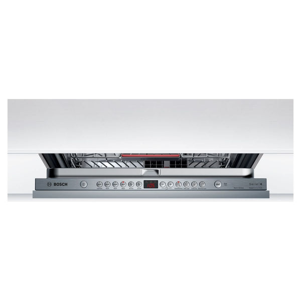 Bosch SMV66JX01A Serie 6 Fully-Integrated Dishwasher - Stove Doctor