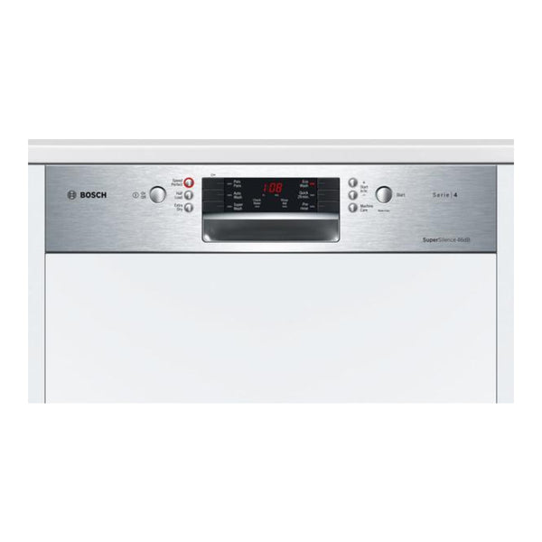Bosch SMI46GS01A Serie 4 Semi Integrated Dishwasher - Stove Doctor