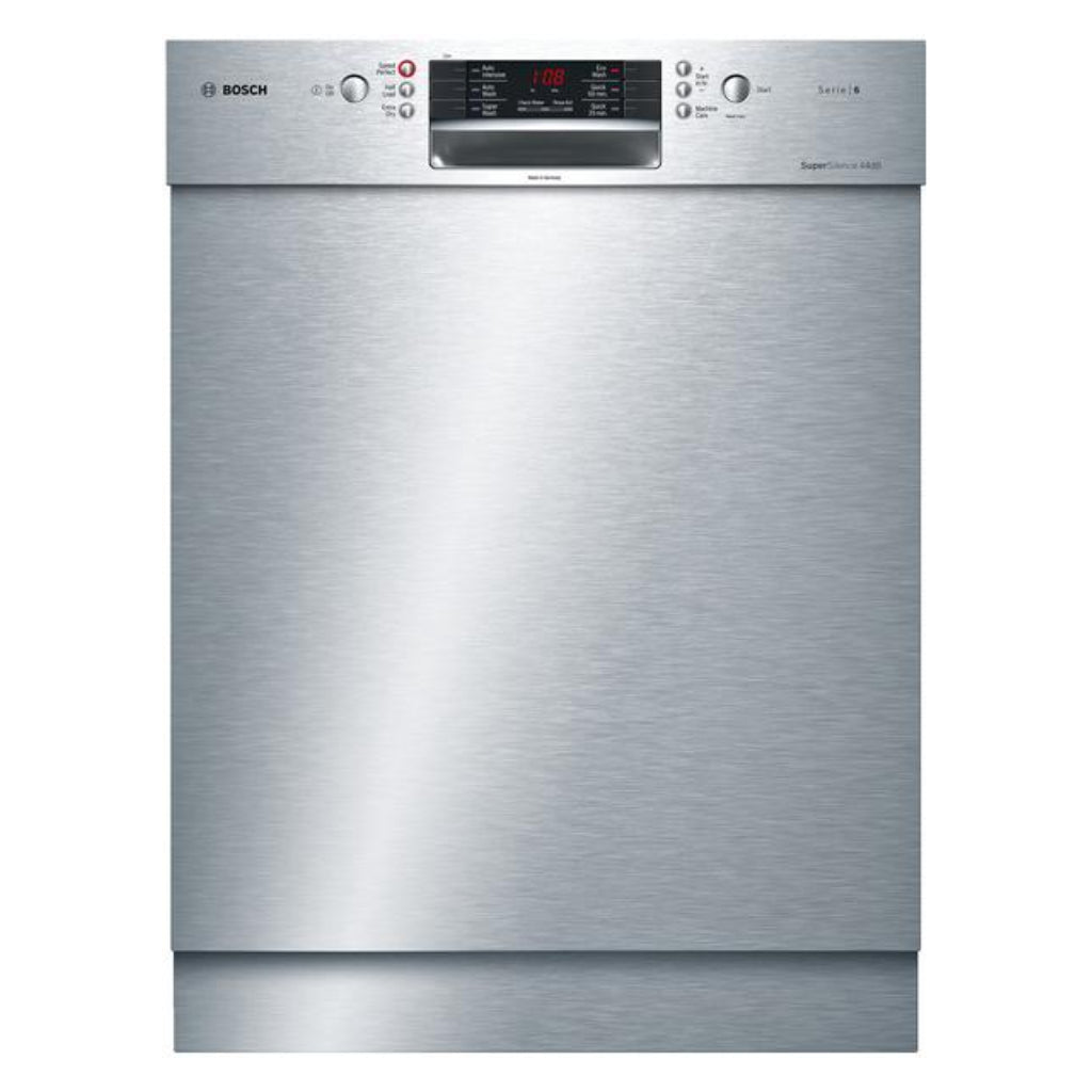 Bosch SMU66JS01A Serie 6 Under Bench Dishwasher - Stove Doctor