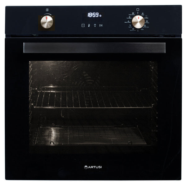 Artusi CAO610BP 60cm Pyrolytic Single Oven - Stove Doctor