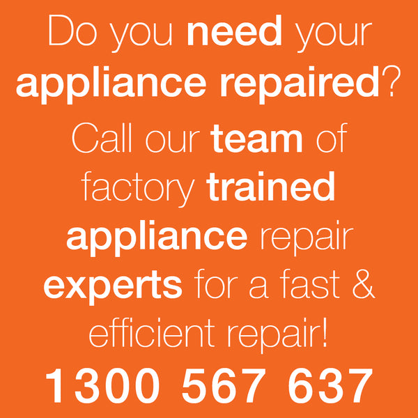 Chef CFE532WA Appliance Repair - Stove Doctor