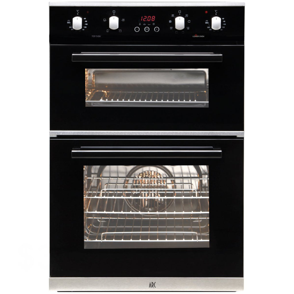 Arc AR2S 60cm Electric Wall Double Oven