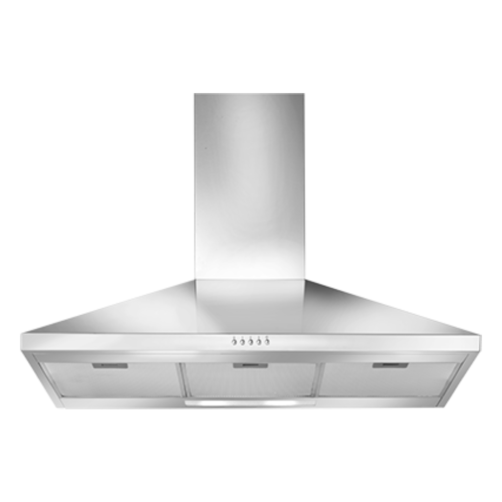 Artusi ACH900X 90cm Stainless Steel Canopy Rangehood - Stove Doctor
