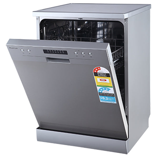 Artusi ADW5001X 60cm Freestanding Stainless Steel Dishwasher