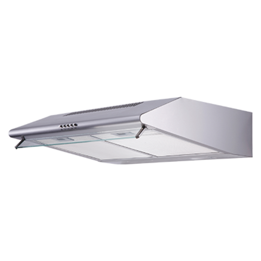 Artusi AFR6X 60cm Fixed Stainless Steel Rangehood - Stove Doctor