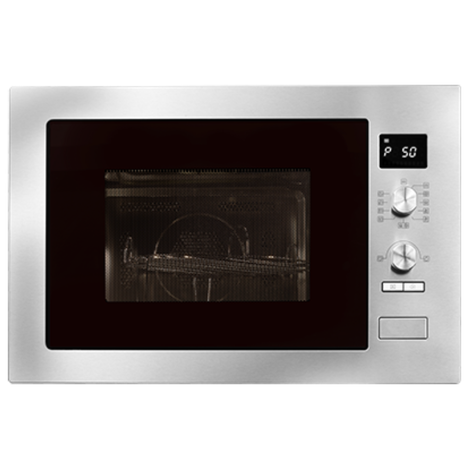 Artusi AMC34BI Built-In Stainless Steel Microwave - Stove Doctor