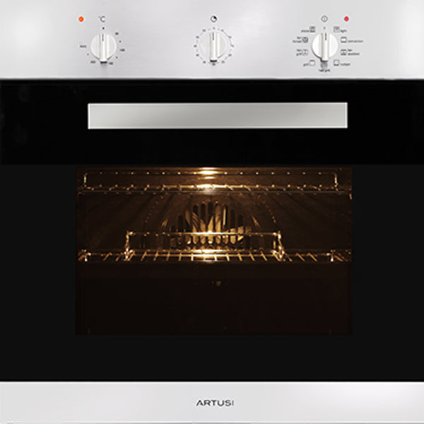 Artusi AO650X 60cm Single Electric Oven