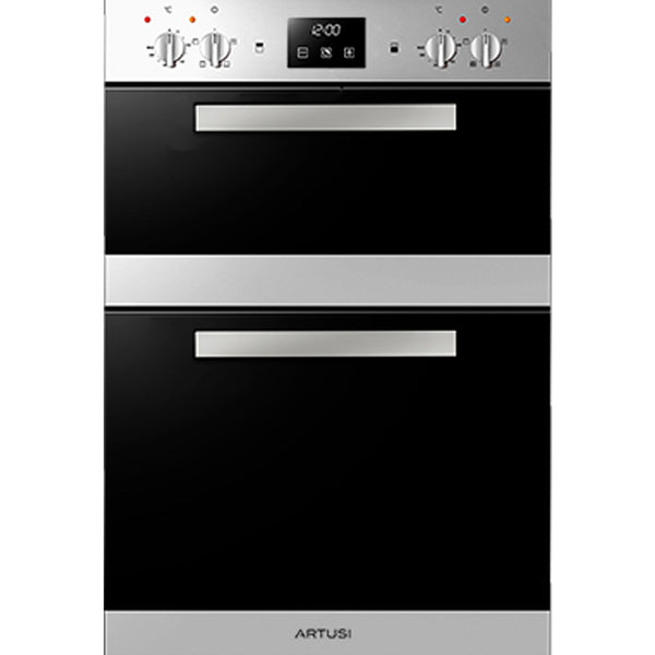 Artusi AO888X Double Stainless Steel Electric Oven