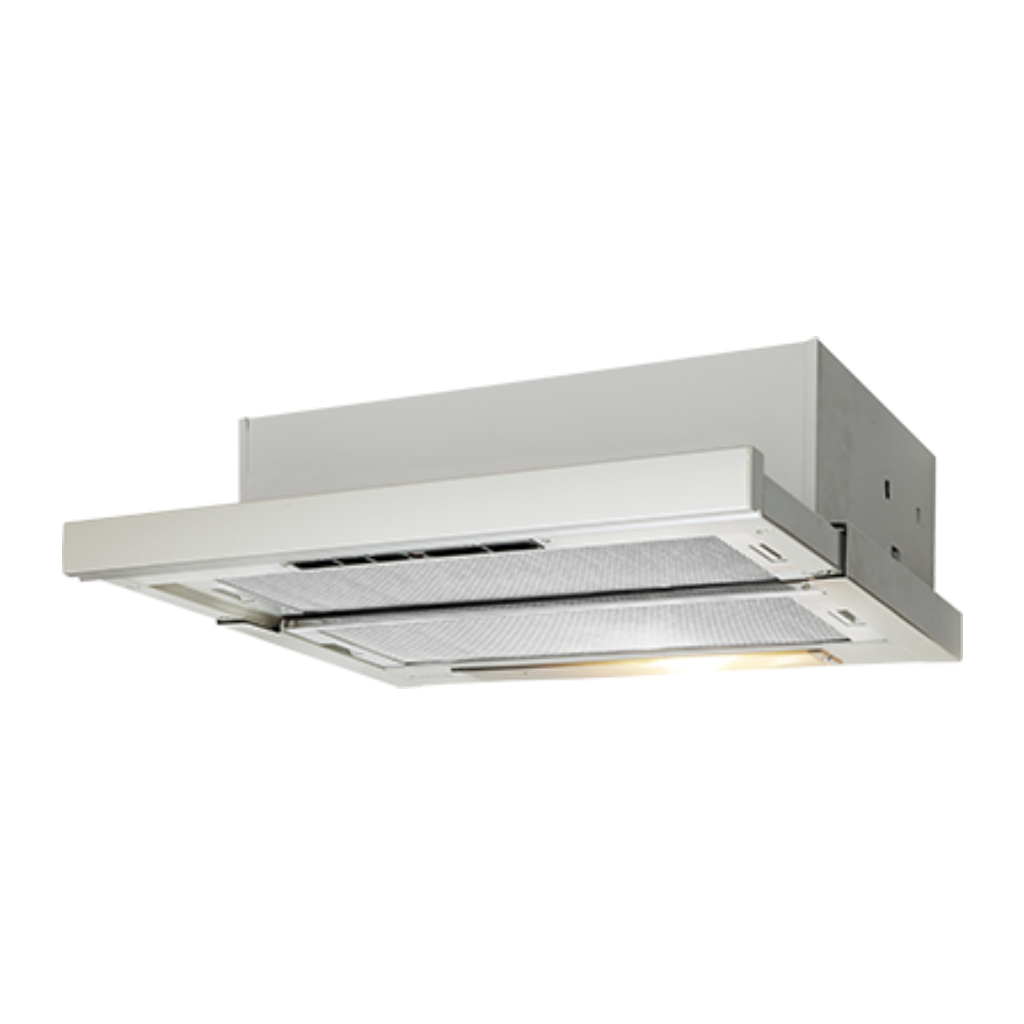 Artusi ASO601RX 60cm Retractable Stainless Streel Rangehood - Stove Doctor