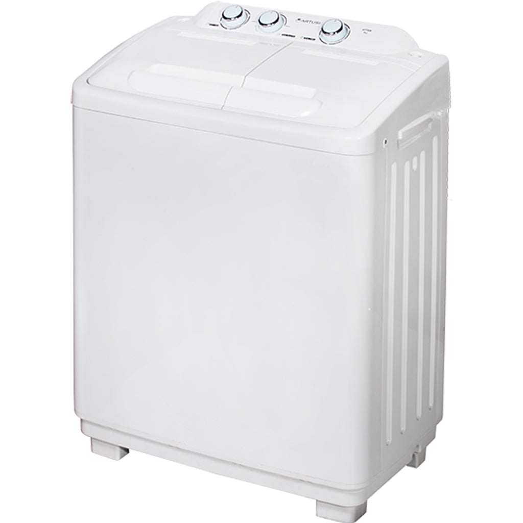 Artusi ATT8W 8Kg Twin Tube Washing Machine - Stove Doctor