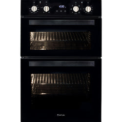 Artusi CAO888B Double Black Electric Oven