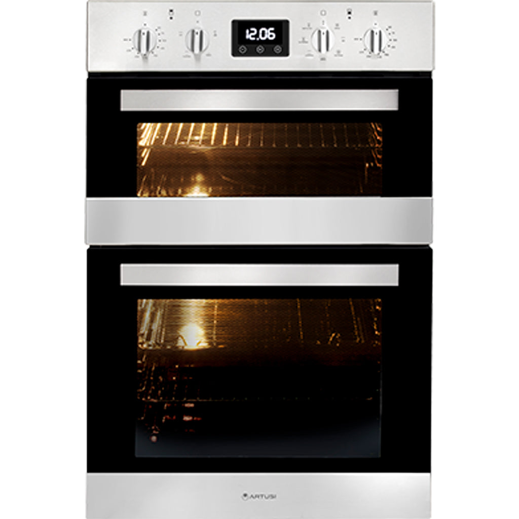 Artusi CAO888X1 Double Stainless Steel Oven