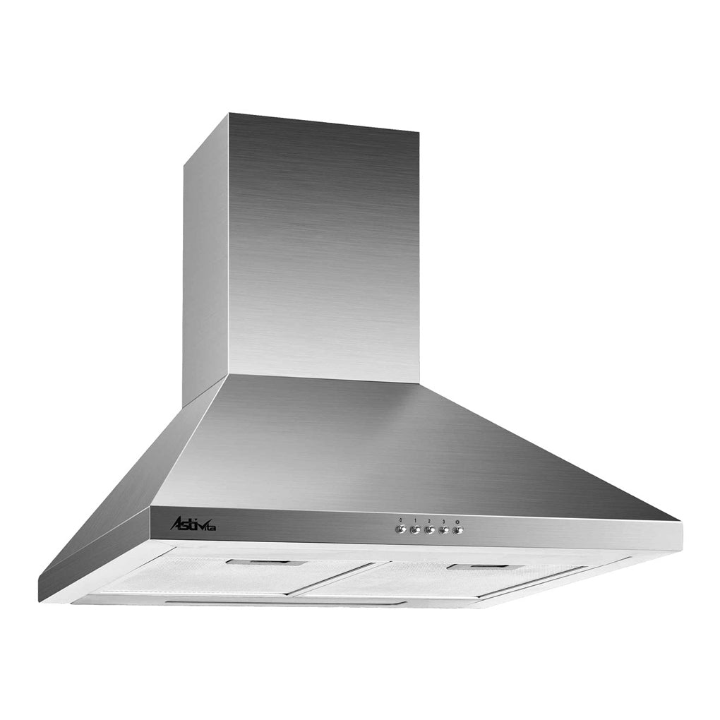 Astivita ASTCAN60SS 60cm Canopy Stainless Steel Rangehood - Stove Doctor
