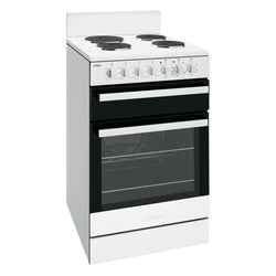 CHEF CFE535WB 54cm Electric Freestanding Stove