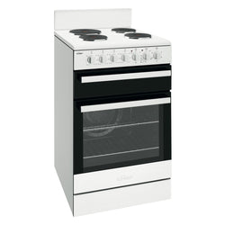 CHEF CFE537WB 54cm Electric Freestanding Stove