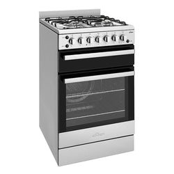 CHEF CFG517SBNG 54cm Freestanding Natural Gas Stove