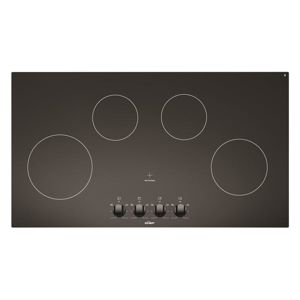 Chef CHC944BA 90cm Ceramic Electric Cooktop - Stove Doctor