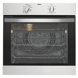 Chef CVE602SA 60cm Built-In Electric Oven - Stove Doctor