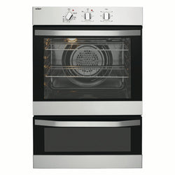 Chef CVE662SA Electric Wall Oven With Separate Grill - Stove Doctor