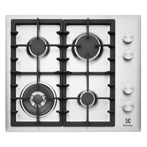 ELECTROLUX EHG643SA 60CM Natural Gas Cooktop - Stove Doctor
