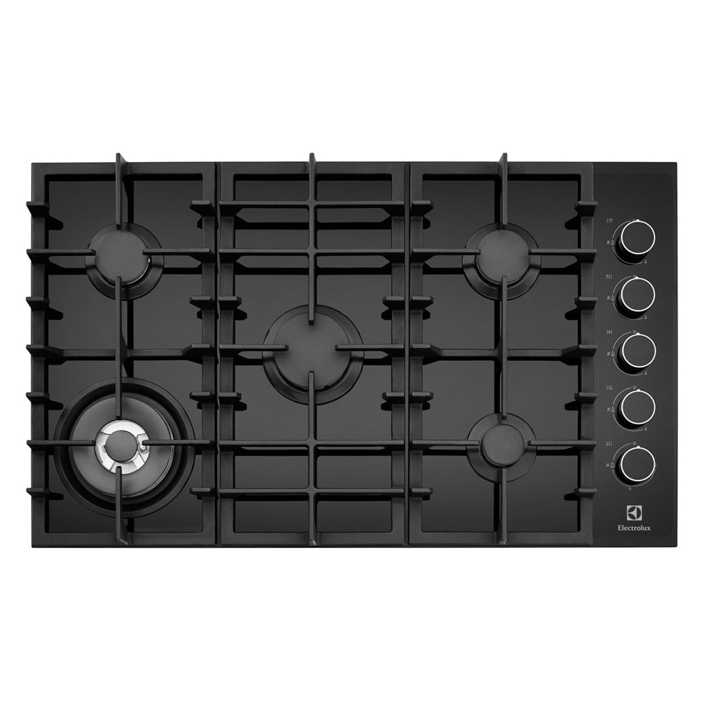 ELECTROLUX EHG953BA 90CM Natural Gas Cooktop - Stove Doctor