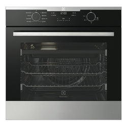 ELECTROLUX EVE614SC 60CM Electric Built In Oven - Stove Doctor