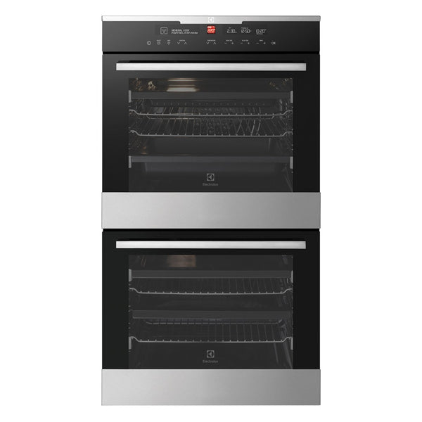 ELECTROLUX EVE636SC 60CM Electric Wall Double Oven - Stove Doctor