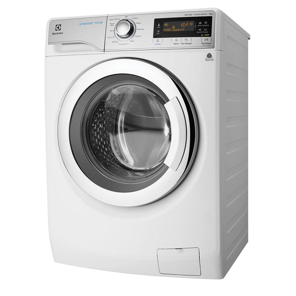 ELECTROLUX EWF14933 9KG Front Load Washing Machine - Stove Doctor