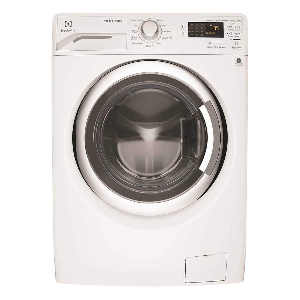ELECTROLUX EWW12753 7.5KG/4.5KG Washer Dryer Combo - Stove Doctor