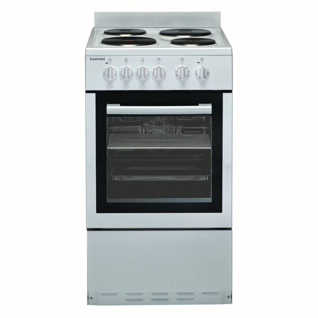 Euromaid EW50 50cm Electric Freestanding Stove - Stove Doctor