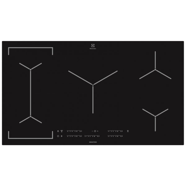Electrolux EHI955BD 90cm Induction Cooktop