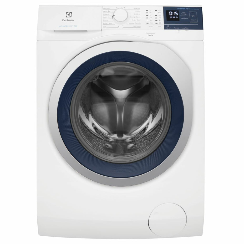 Electrolux EWF7524CDWA 7.5kg Front Load Washing Machine