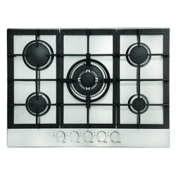 Euromaid CD7SG1 70cm Natural Gas Cooktop- Stove Doctor