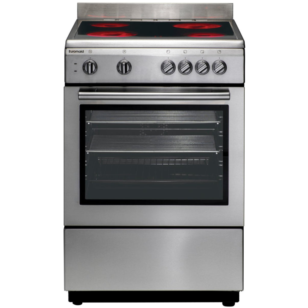 Euromaid CS60 60cm Freestanding Electric Oven/Stove