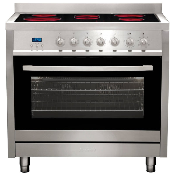 Euromaid CS9TS 90cm Freestanding Electric Stove