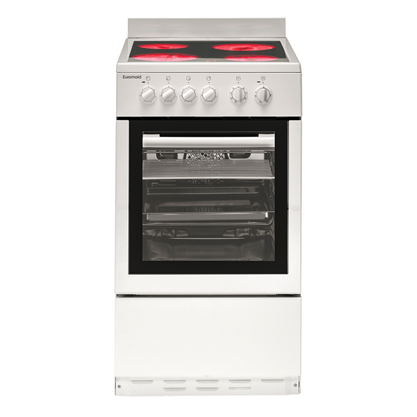 Euromaid CW50 50cm Freestanding Electric Stove