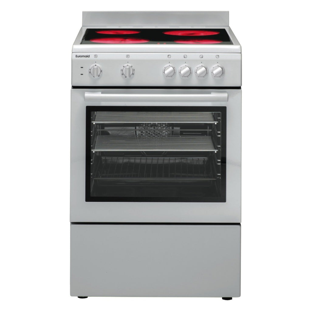 Euromaid CW60 60cm Freestanding Electric Stove