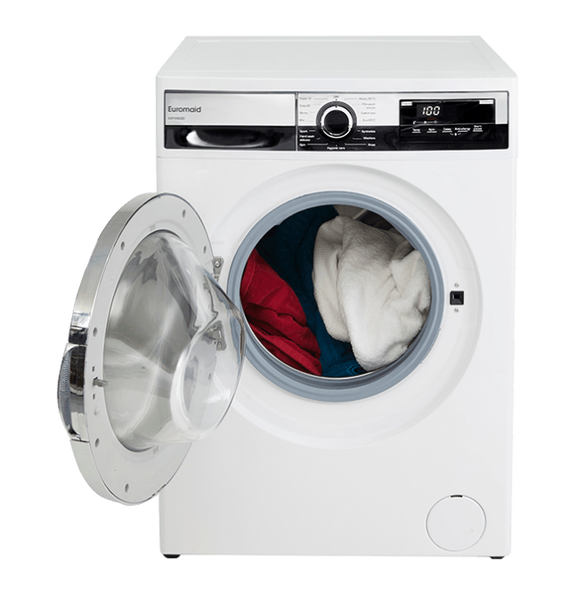 Euromaid EBFW800 8kg Front Load Washing Machine