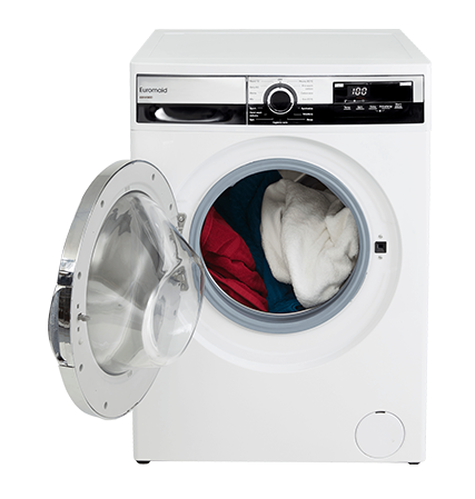 Euromaid EBFW900 9kg Front Load Washing Machine