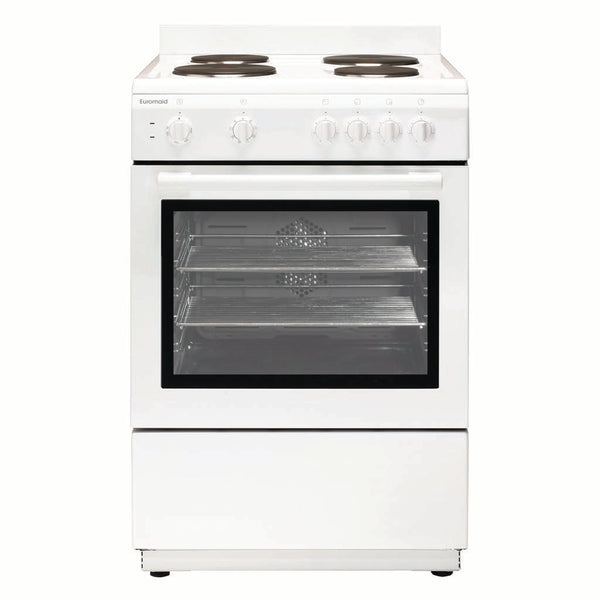 Euromaid EW60 60cm Freestanding Electric Stove