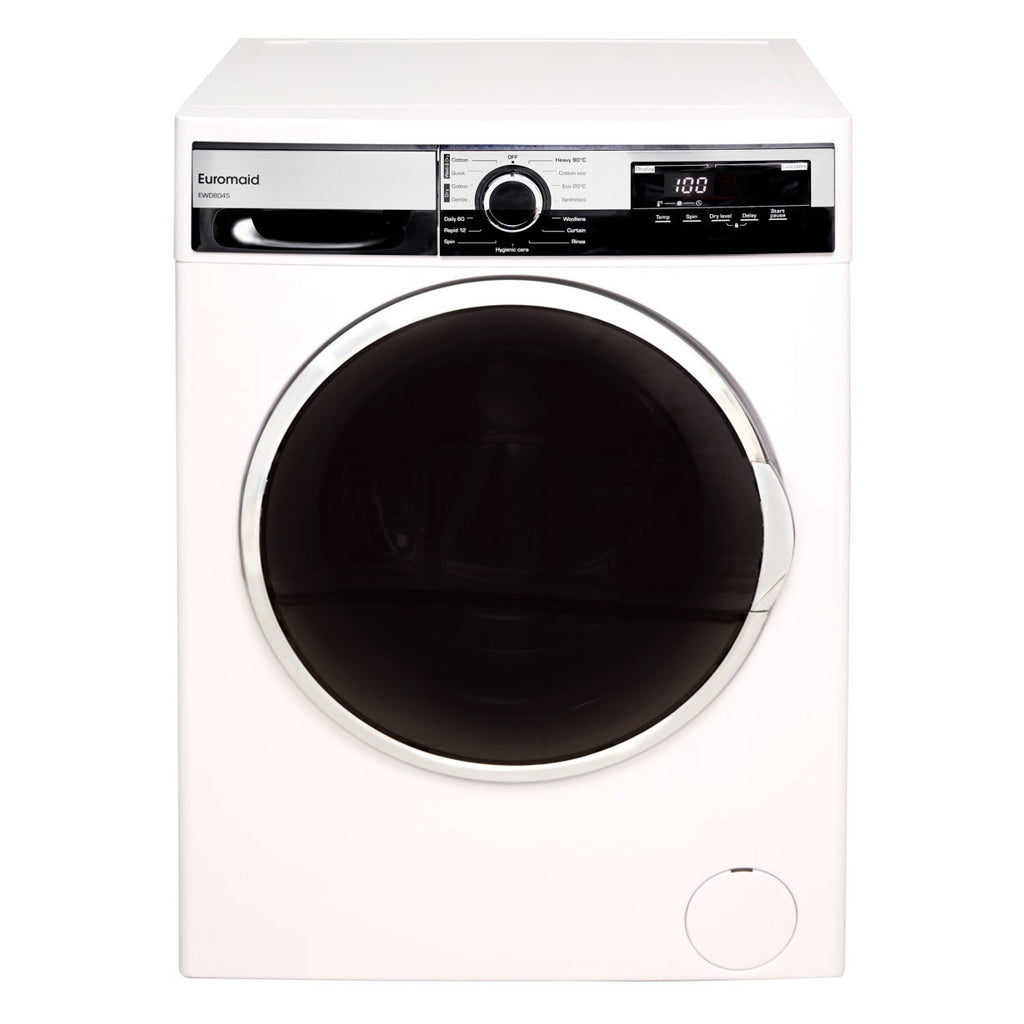 Euromaid EWD8045 8kg/4.5kg Washer Dryer Combo