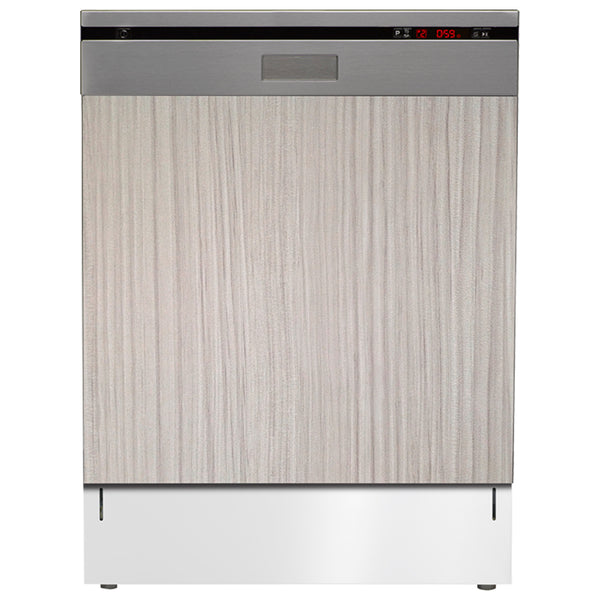 Euromaid SI14BM Semi-integrated Dishwasher