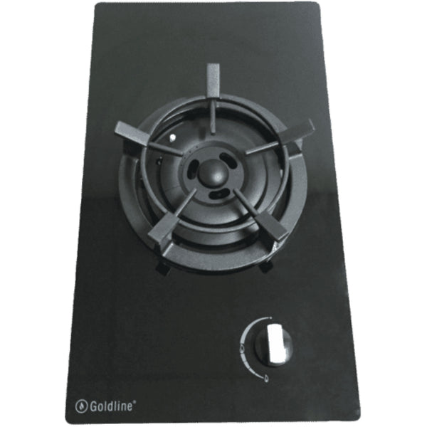 Goldline Avard GL301B-CAST 1 Burner Domino Cooktop
