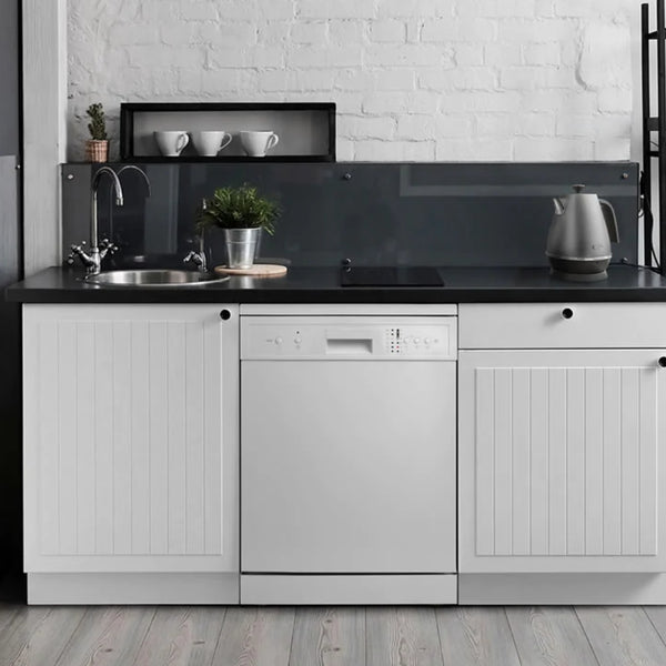 Kardi KADW60SS Stainless Steel Freestanding Dishwasher