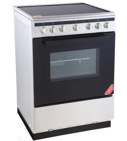 Chef CFG501WB 54cm Electric Freestanding Stove