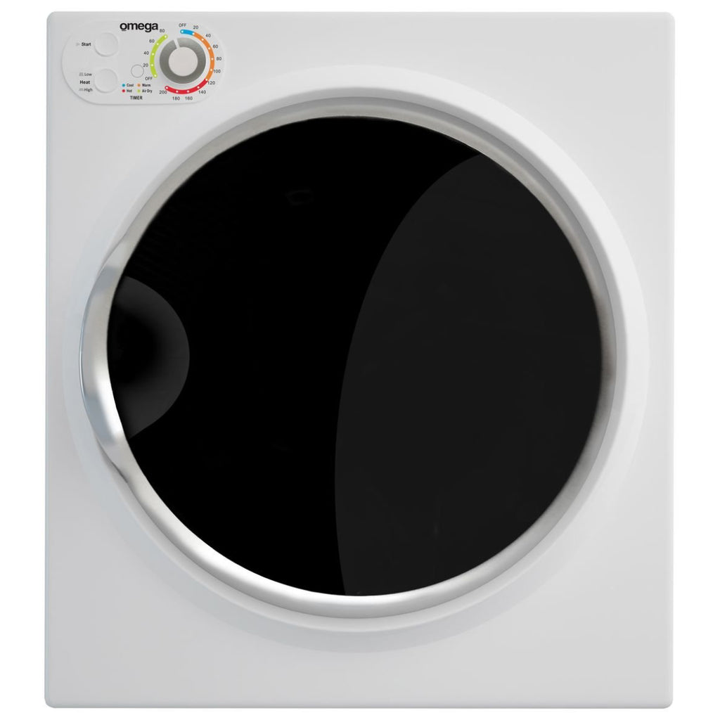 Omega 4.5kg Vented Dryer OCD45W