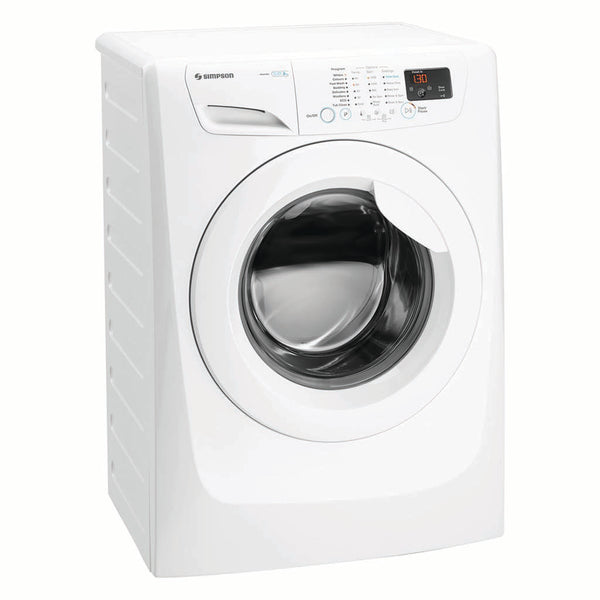Simpson SWF12843 8KG Front Load Washing Machine - Stove Doctor