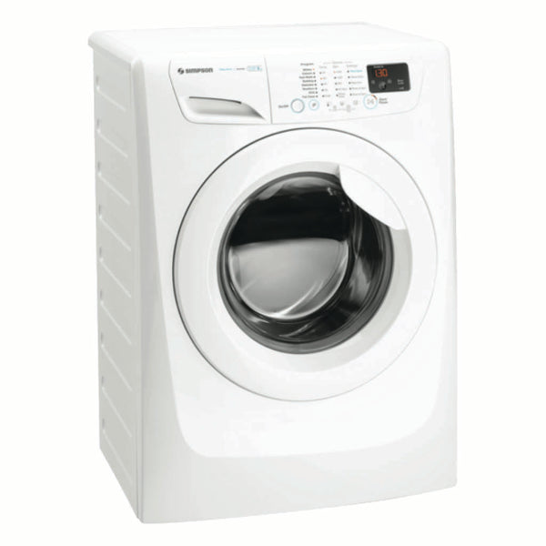 Simpson SWF14843 8KG Front Load Washing Machine - Stove Doctor
