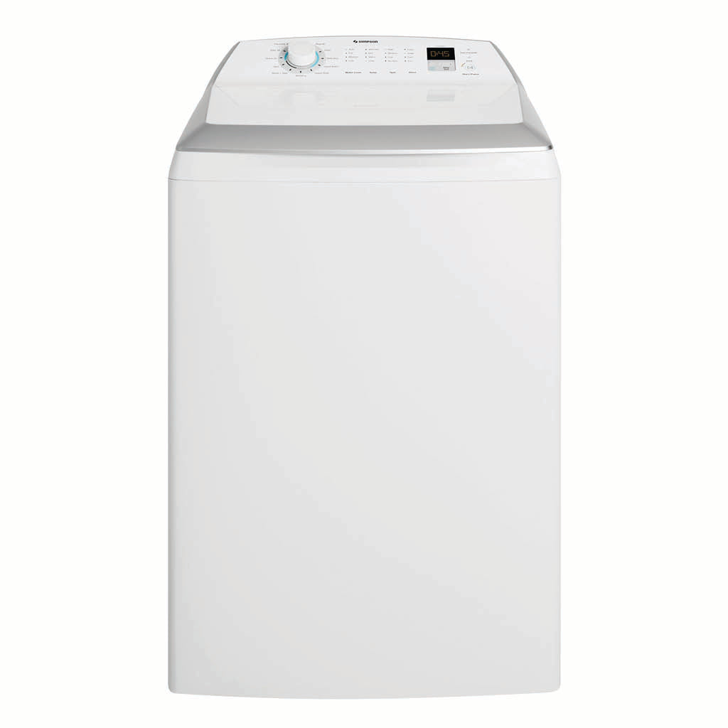 Simpson SWT1043 10KG Top Load Washing Machine - Stove Doctor