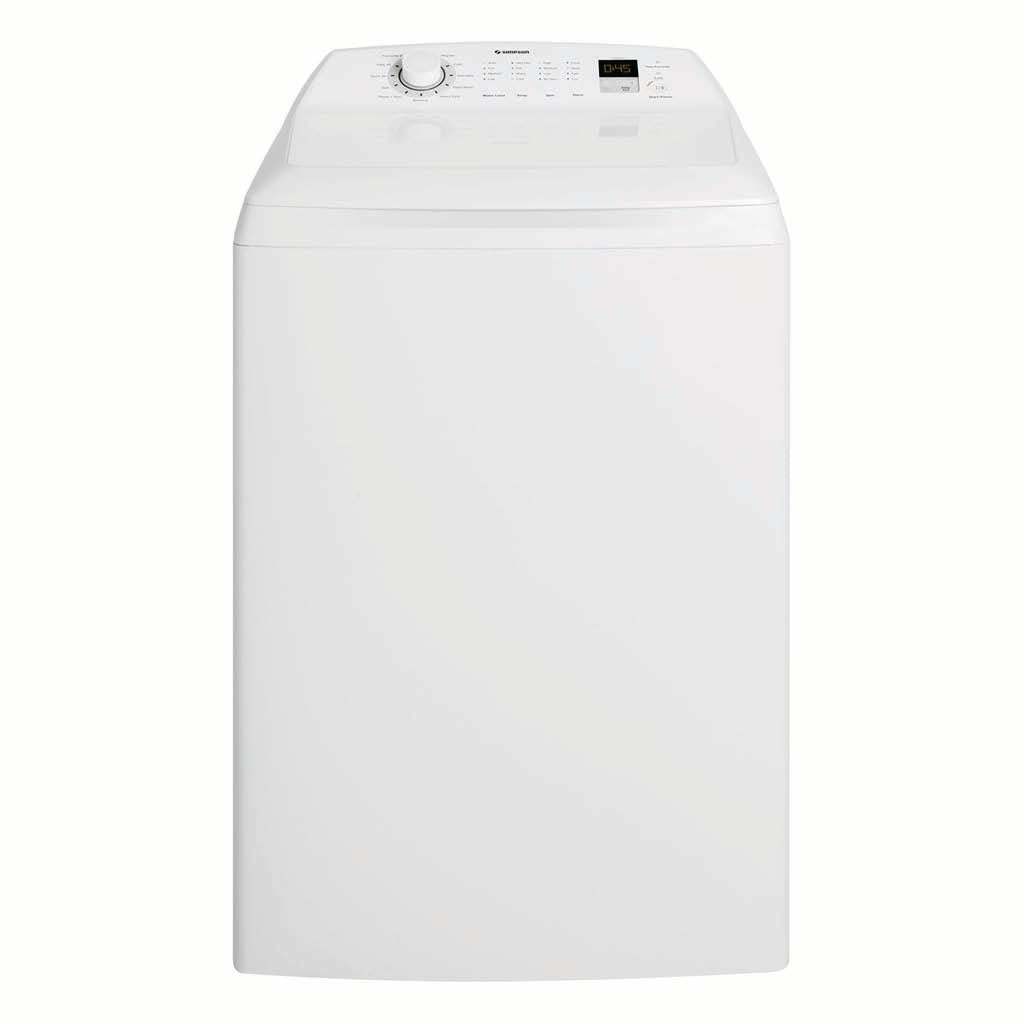 Simpson SWT8043 8KG Top Load Washing Machine - Stove Doctor